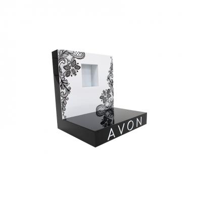 Display tejghea din plexiglas AVON 02