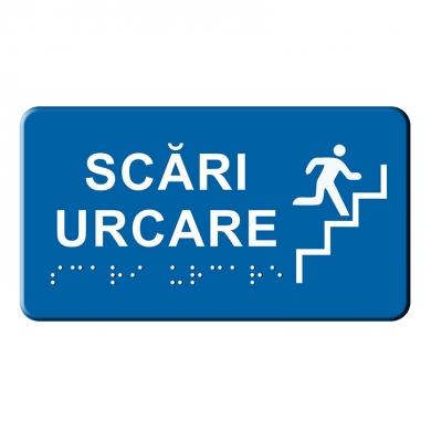 Indicator tactil Scara Urcare