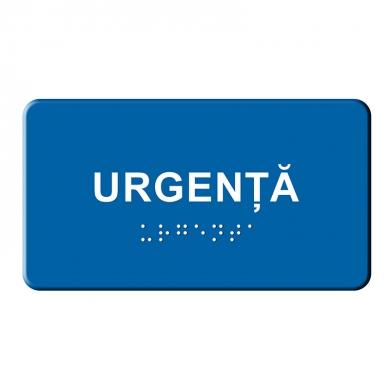 Indicator tactil  - URGENTA
