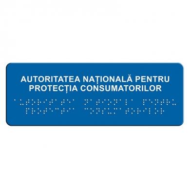 indicator Braille - PROTECTIA CONSUMATORILOR
