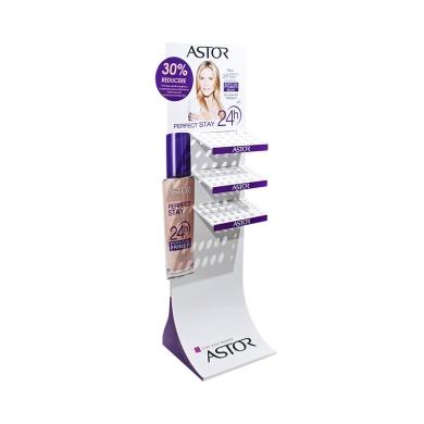 Display MDF / Plastic pentru cosmetice