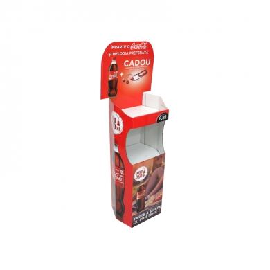 Stacker Promo Bin carton hexagon  - 029