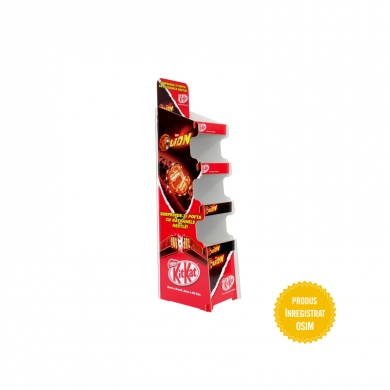 Display Nestle LION Kit Kat HDF - 023