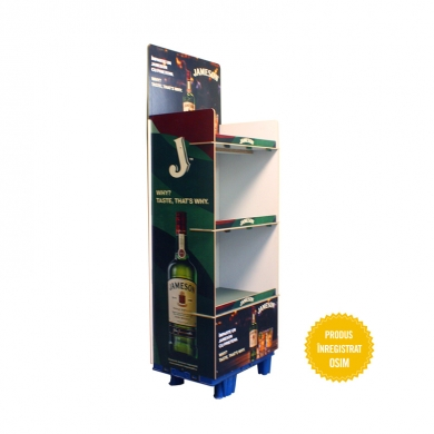 Display Jameson CHEP