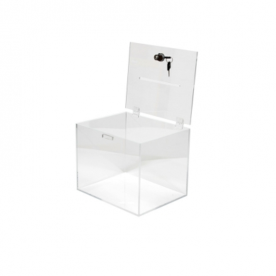 Urna de strangere din Plexiglass 3 mm