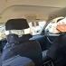 Separator Pasager Taxi