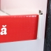 Stand personalizat din carton 023