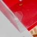 Stripe plastic cu buzunar transparent - 004
